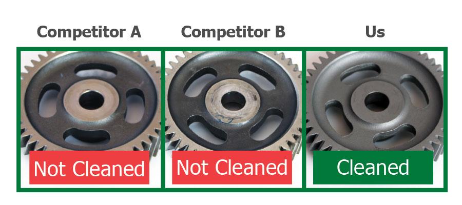 Diesel High Pressure Oil Pump Standard