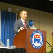 James Lankford at 2012 5th Congressional District OK GOP Meeting