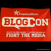 FreedomWorks BlogCon 2013 banner