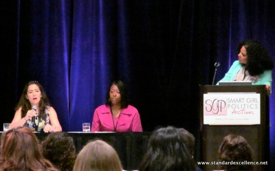 panelists at smart girl summit 2013