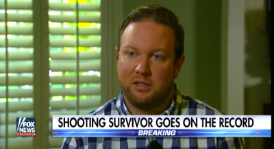 Shooting survivor of Orlando Pulse terrorist attack goes On The Record