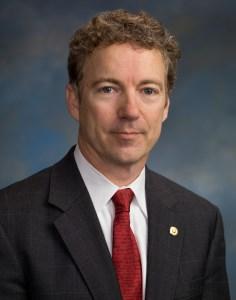Official Portrait of Senator Rand Paul