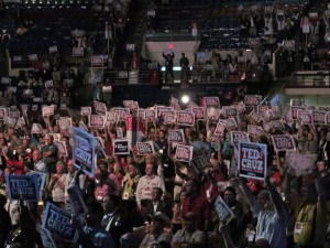 Signs for Ted Cruz at 2012 Texas GOP Convention
