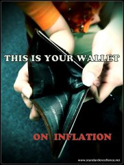 This is your wallet on inflation.