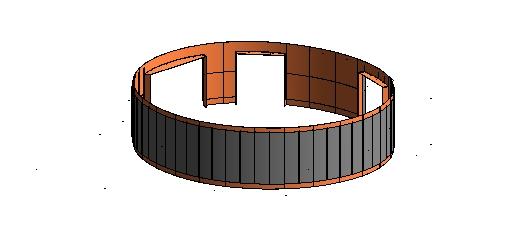 Cerner Innovations Campus Standard Sheet Metal