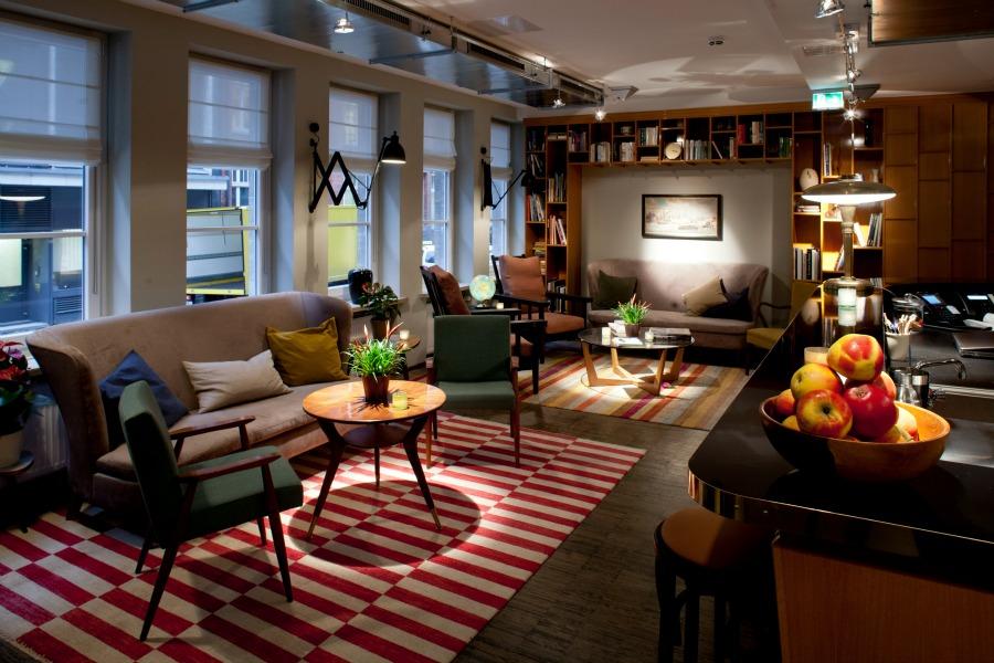 Design hotels in hamburg for Designhotel hamburg