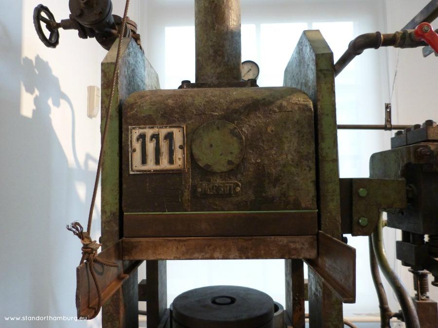 Rubberpers - Museum der Arbeit - Standort Hamburg