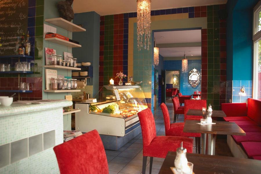Kaffee und Kuchen in Hamburg - Cafe Sha in Ottensen