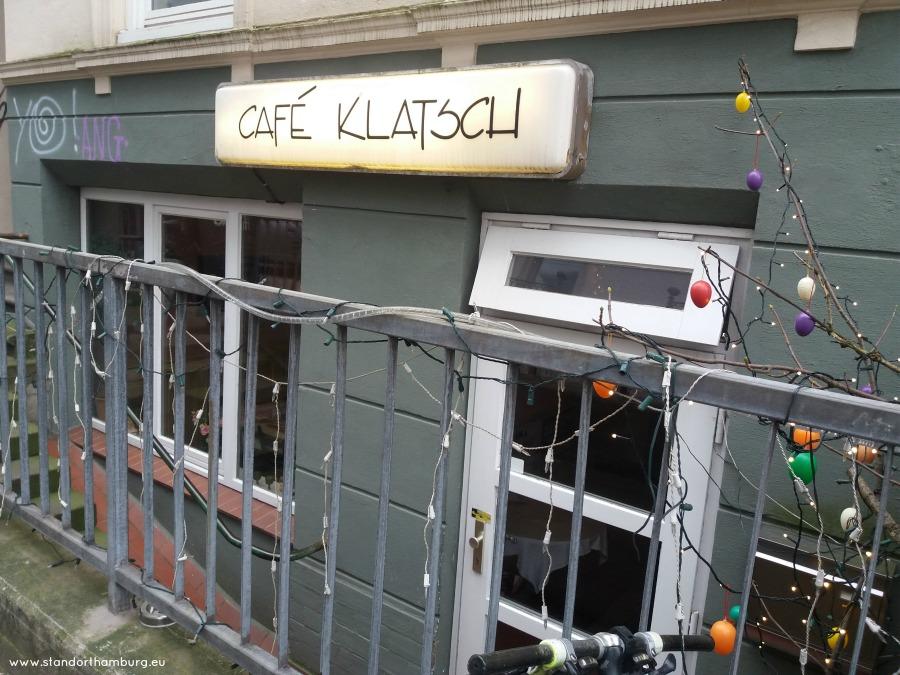 Kaffee und Kuchen in Hamburg - Kaffee Klatsch - Standort Hamburg