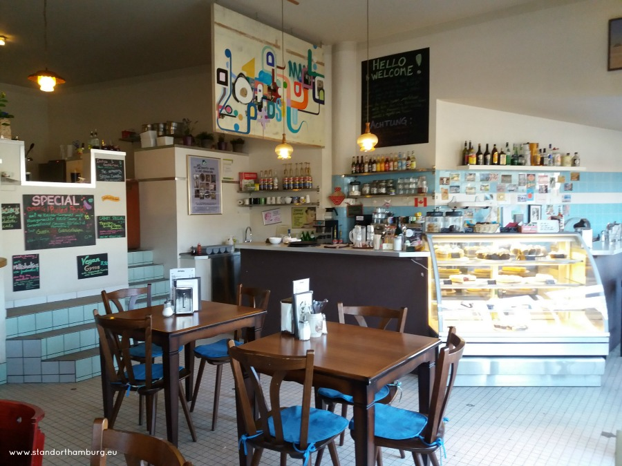 Kaffee und Pancakes - Mamalicious Welcome - Standort Hamburg