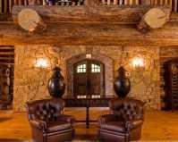 Log Cabin Interior Design . . . An Extraordinary Rustic ...
