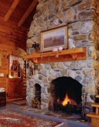 Masonry Fireplace Designs . . . A World Of Style!