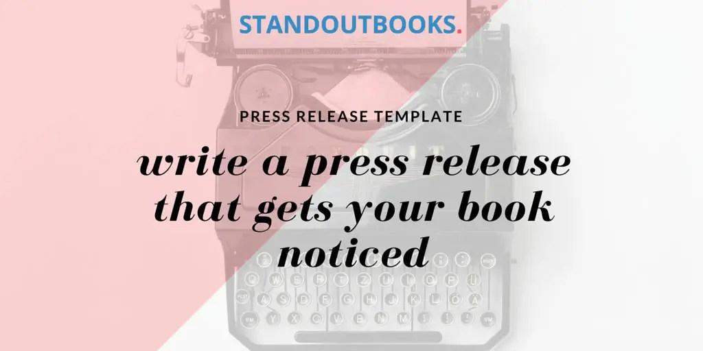 Press Release Template - press release template