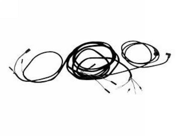 66 mustang convertible wiring harness