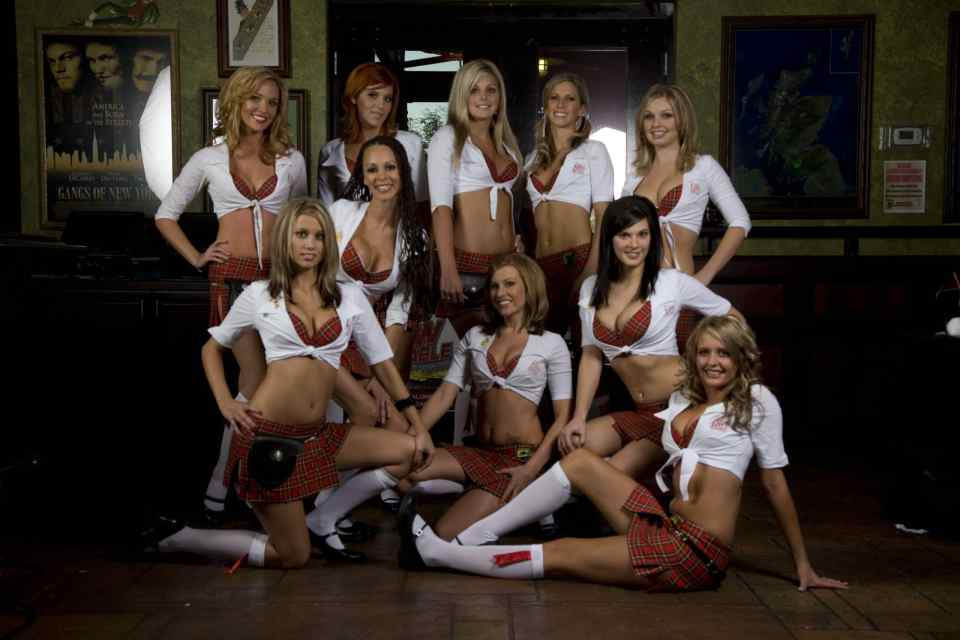 Wed Nights at Tilted Kilt