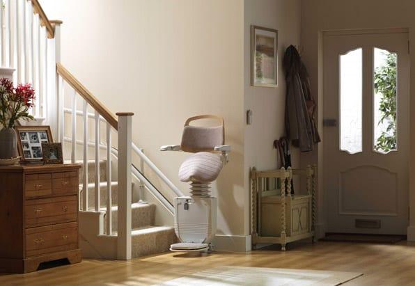 Stair Lift Narrow Staircase Stlfamilylife