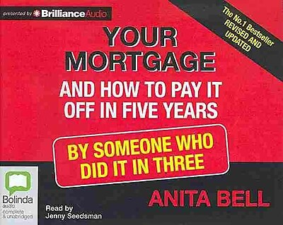 Your Mortgage and How to Pay it Off in 5 Years Audiobook CD | Staples®
