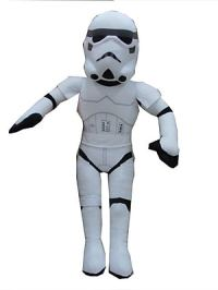 Star Wars Storm Trooper Character Pillow | Staples