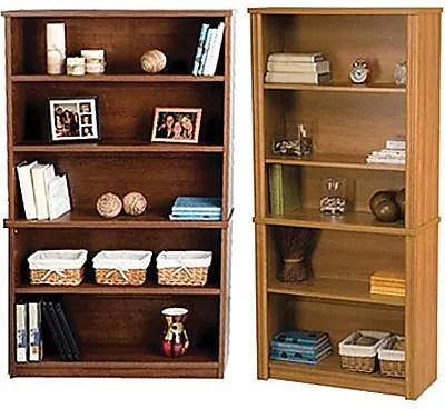 Bestar Bookcases 5 Shelf Staples