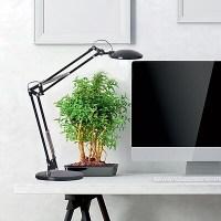 Tensor LED Architect Desk Lamp, Black   Staples