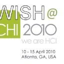 WISH @ CHI 2010