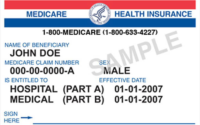 Medicare to remove SSN from ID cards by 2019