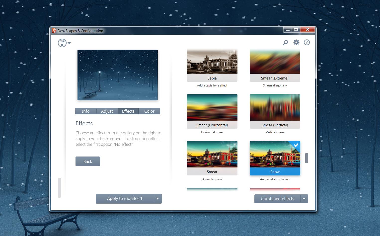 Stardock Animated Wallpaper Deskscapes Software From Stardock