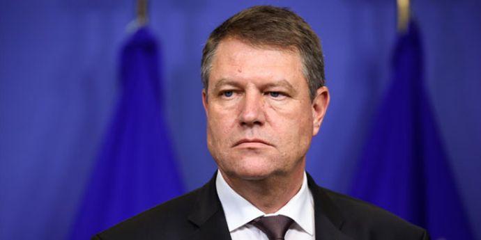 Domnule preşedinte Klaus Werner Iohannis…