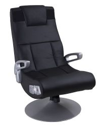 X-Pedestal Swivel Wireless Gaming Chair - Stargate Cinema