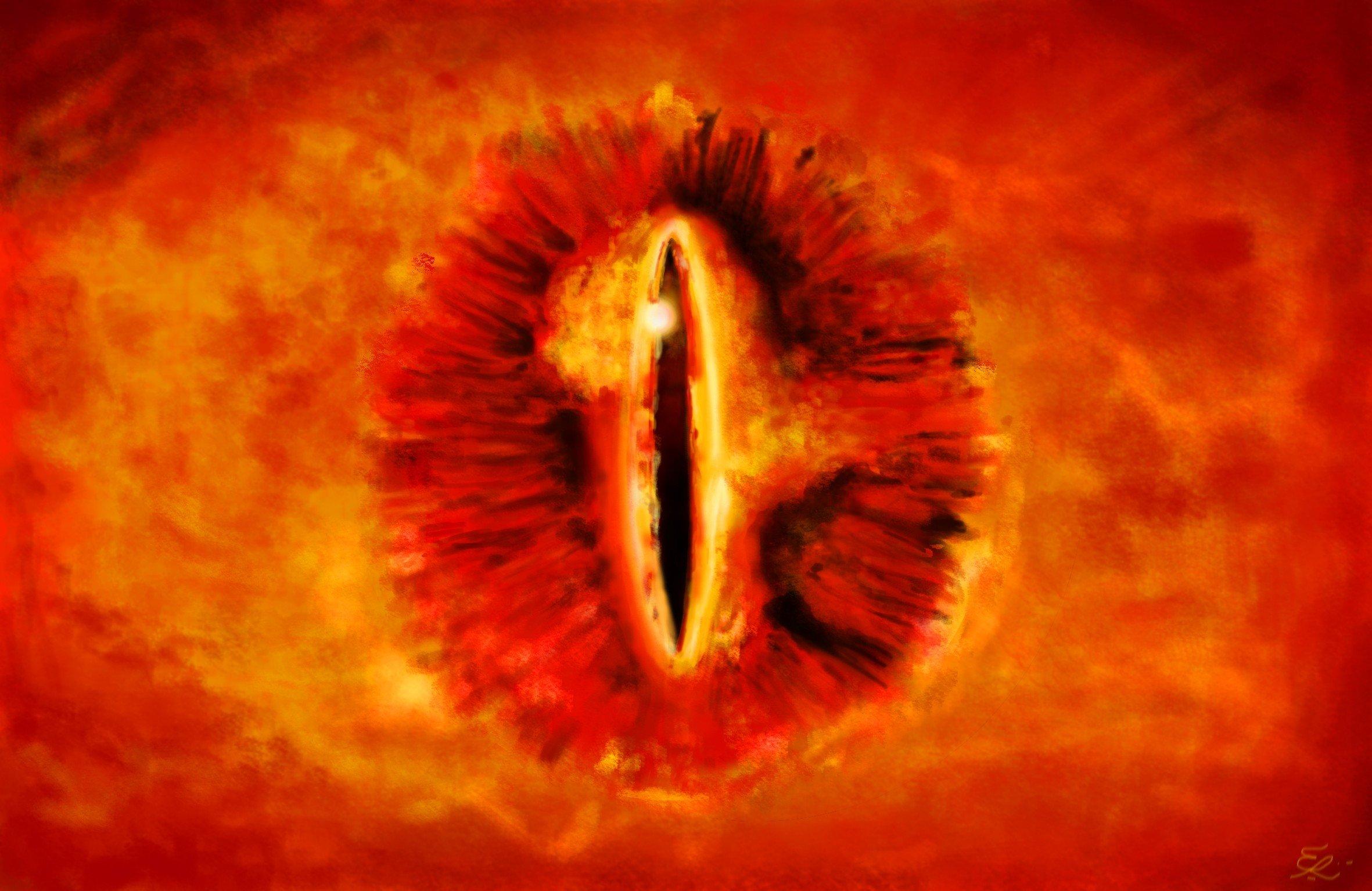 Lord Of The Rings Eye