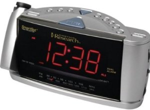 My old alarm clock was a variant of this.