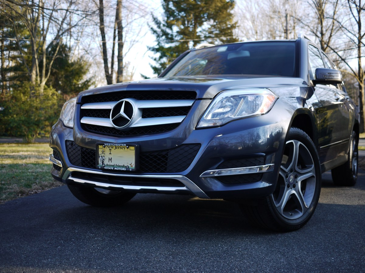 Behind the Wheel: 2014 Mercedes-Benz GLK 250 (Diesel)
