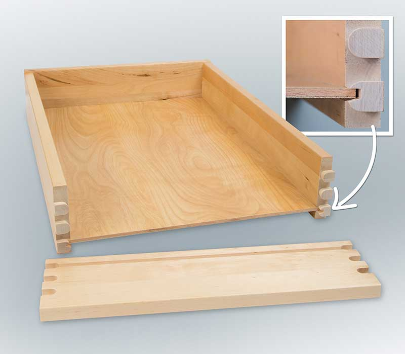 Door And Drawer Construction