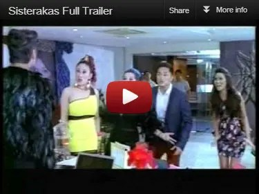 Sisterakas Ficial Movie Poster And Full Trailer MMFF