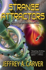 Strange Attractors by Jeffrey A. Carver, Starstream edition