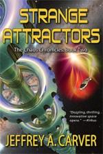 Strange Attractors by Jeffrey A. Carver, Starstream edition