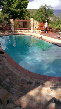 Pool refilled