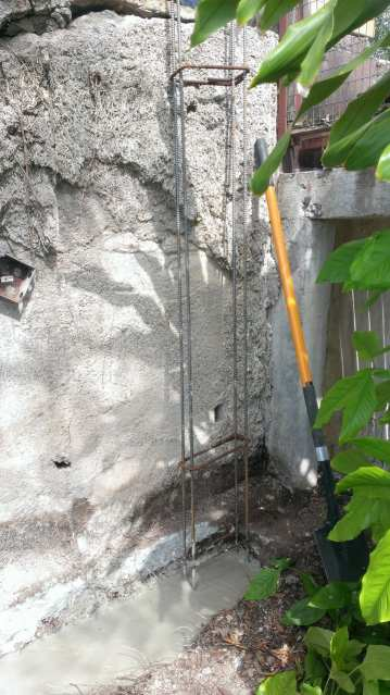 New-retaining-wall-begins