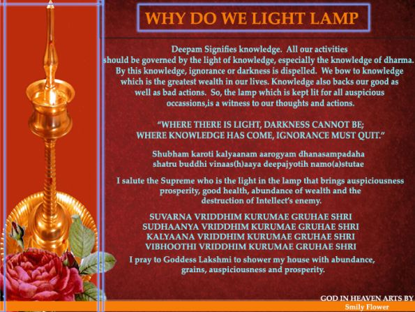 How many of you light lamps in home everyday  Star Sai