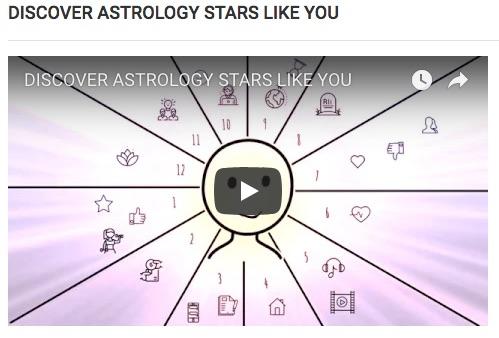 Learn Astrology - Stars Like You Astrology Online