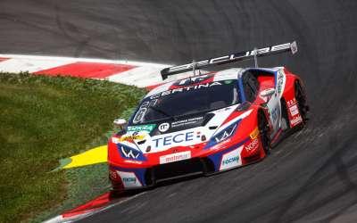 Eerste punten voor Kelvin Snoeks in ADAC GT Masters op Red-Bull-Ring