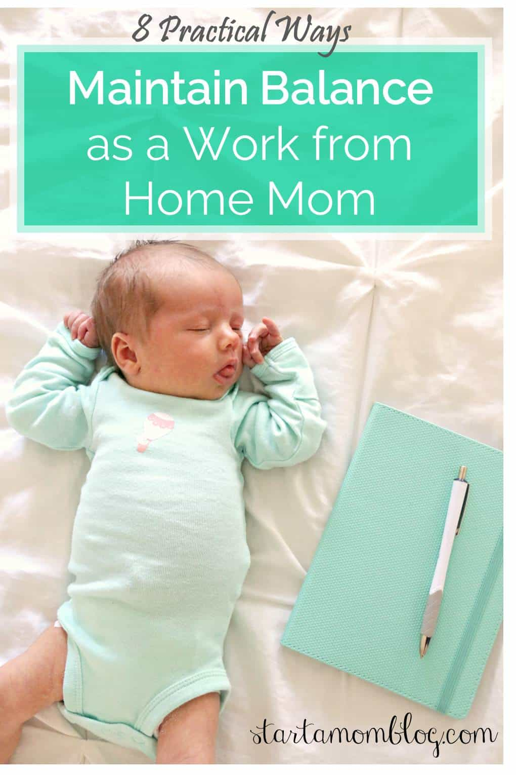 8 practical tips to maintain balance as a work from home mom start a mom blog. Black Bedroom Furniture Sets. Home Design Ideas