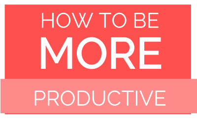 Be More Productive: Ridiculously Simple Method How to Set Your Priorities
