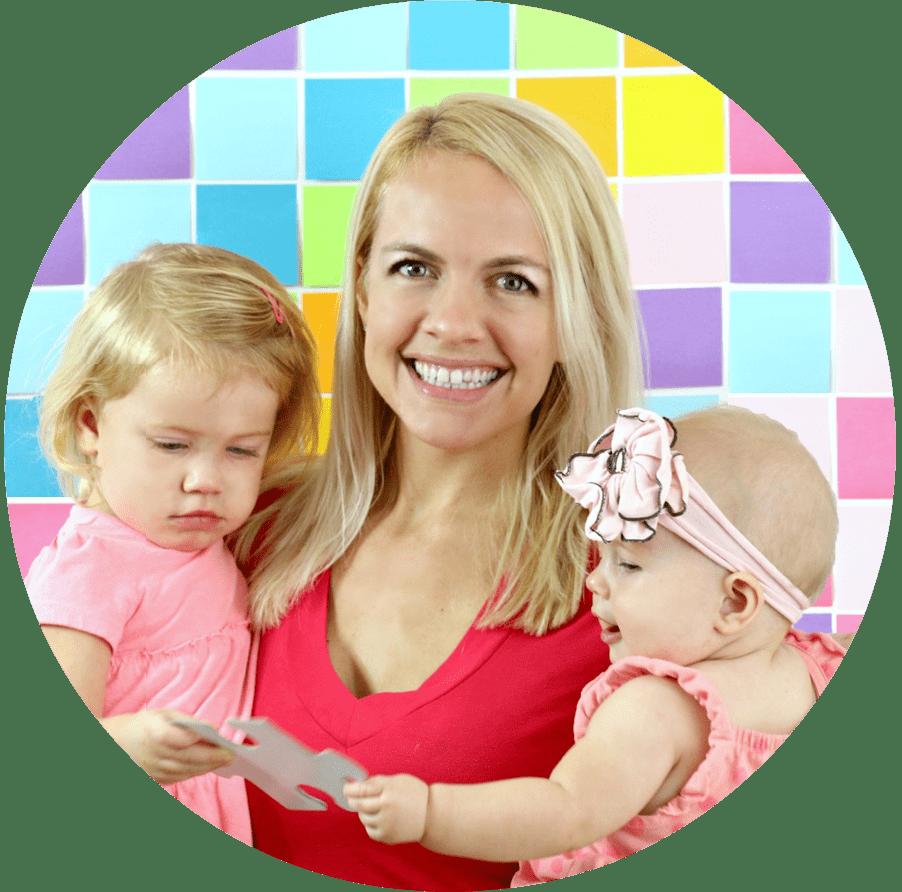 How to Start a Mom Blog Headshot Suzi