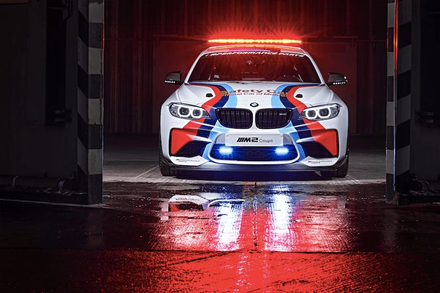 Black Car Wallpaper 1080p Bmw M2 Motogp Safety Car Le Safety Car De La Saison 2016