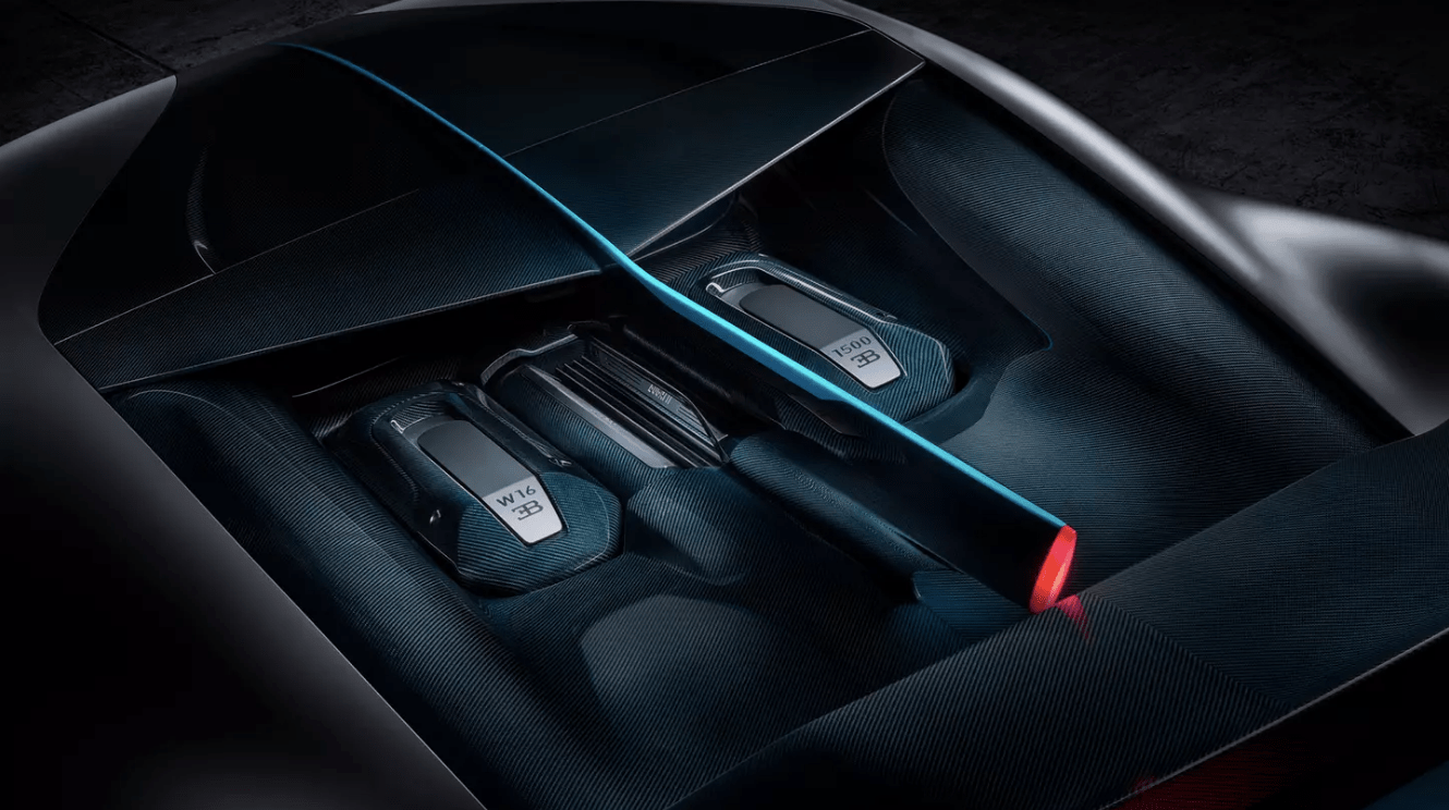 Audi Concept Car Wallpaper Bugatti Divo Le Reveal De Stephan Winkelmann 224 Pebble Beach