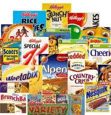 Skip breakfast. Especially cereal.