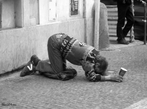 beggars have no value