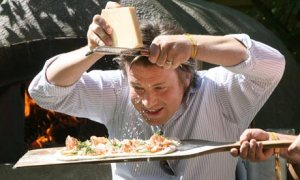 """""""I make THE tastiest pizzas!"""""""