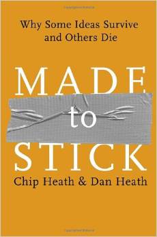 made to stick chip and dan heath book